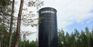 Fredericton Standpipe