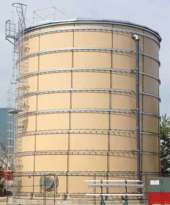 Windsor Sysco Tank