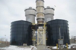 Food Processing Storage Tank from Greatario