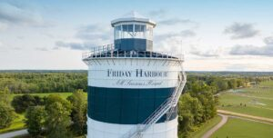 Friday Harbour Standpipe by Greatario