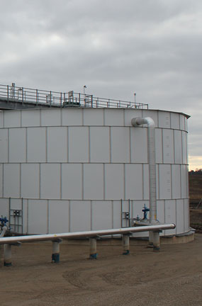 Wastewater Tank Solution by Greatario